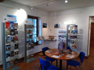 Office de Tourisme du Val de Sully – Bureau de Germigny-des-Prés à GERMIGNY-DES-PRES - 7  © OT Val d'Or et Forêt