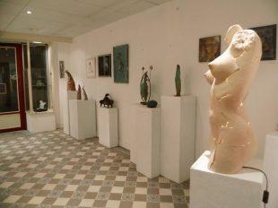 La belle affaire, visite du Sculptorium à LANGEAIS - 2  © Sculptorium