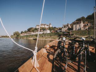 Stations Bee's – Location de vélos électriques et rosalies à Chaumont-sur-Loire à CHAUMONT-SUR-LOIRE - 7  © Stations bee's