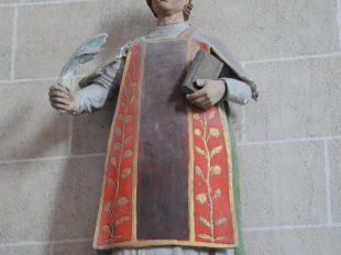 Eglise Saint-Etienne-Sainte-Mesme à CHAMBON-LA-FORET - 3  ©  Conservation départementale du Loiret