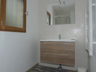 Java – Ferme des poulardières à CROUY-SUR-COSSON - 4  © salle de bain avec douche