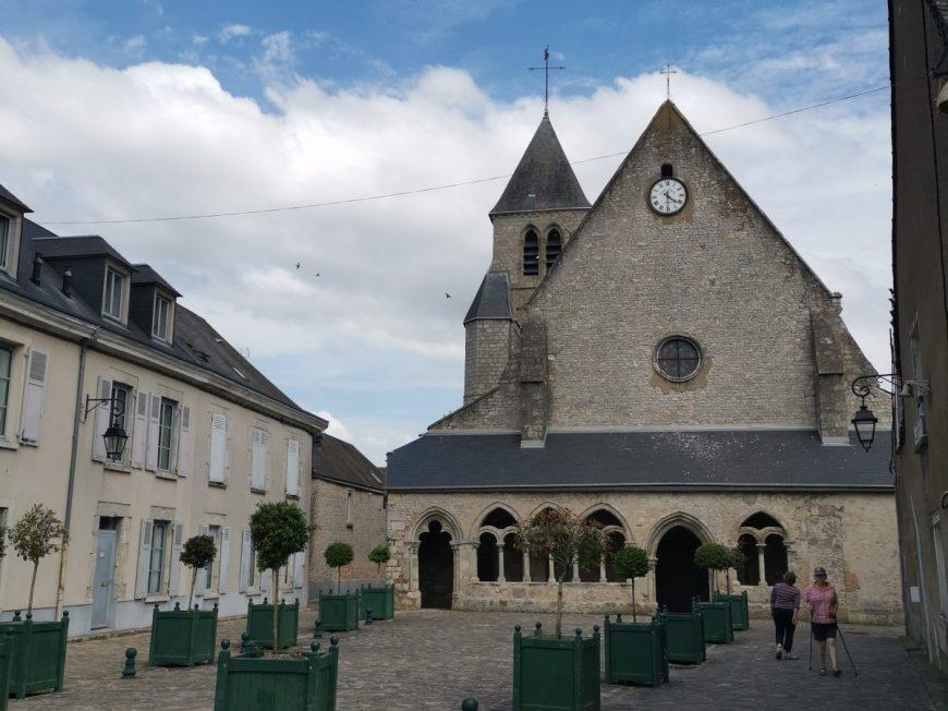 Eglise de Toury à TOURY © mtcb