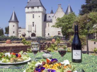 Château et Jardins du Rivau à LEMERE - 24  © DR