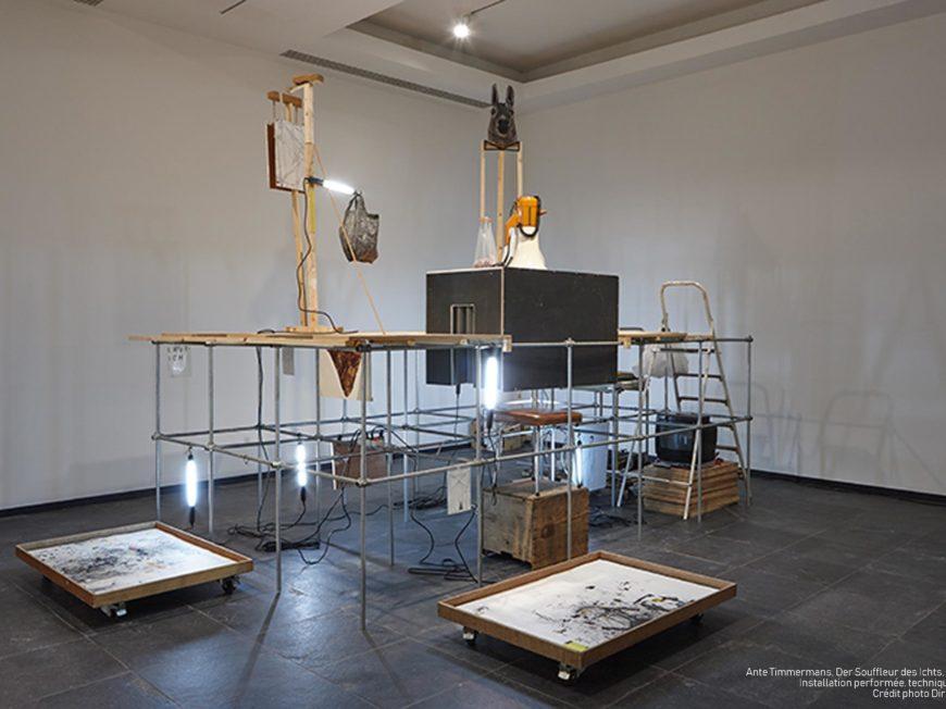 Rien de nier de rien – Exposition Ante Timmermans à AMILLY © Dirk Pauwels