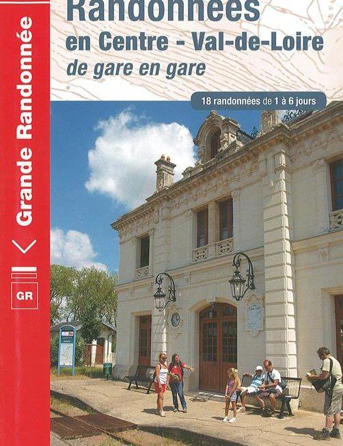 Randonnées en Centre – Val-de-Loire de gare en gare «Boucle d'Argenton-sur-Creuse» à ARGENTON-SUR-CREUSE © droits réservés