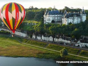 Touraine Montgolfière® à NAZELLES-NEGRON - 2  © Touraine Montgolfière