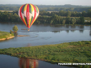 Touraine Montgolfière® à NAZELLES-NEGRON - 4  © Touraine Montgolfière