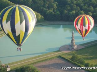 Touraine Montgolfière® à NAZELLES-NEGRON - 5  © Touraine Montgolfière