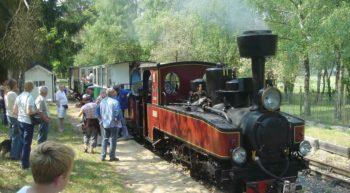 Train historique de Rillé