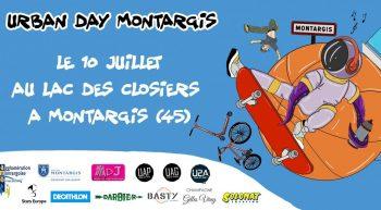 Urban day montargis