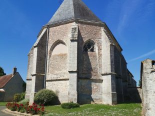 Eglise de Villeau à EOLE-EN-BEAUCE - 2  © mtcb