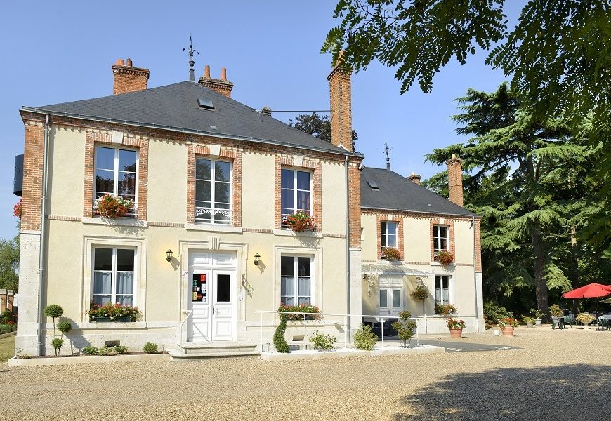 Villa des Bordes à CLERY-SAINT-ANDRE ©  Villa des Bordes