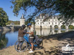 Canoë Company – «Touraine à Vélo» à CIVRAY-DE-TOURAINE - 7  © JF SOUCHARD