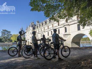 Canoë Company – «Touraine à Vélo» à CIVRAY-DE-TOURAINE - 4  © JF SOUCHARD