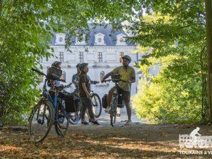 Canoë Company – «Touraine à Vélo» à CIVRAY-DE-TOURAINE - 3  © JF SOUCHARD