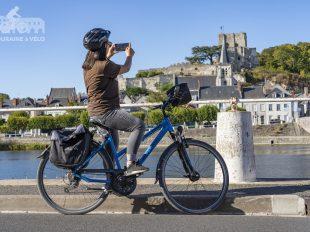 Canoë Company – «Touraine à Vélo» à CIVRAY-DE-TOURAINE - 2  © JF SOUCHARD