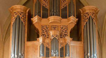 Vendredi de l'orgue Amilly Mars