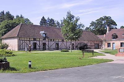 Village Vacances Cap France – La Ferme de Courcimont à NOUAN-LE-FUZELIER © CDT41