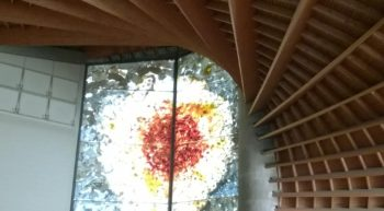 Intérieur église Jeanne d'Arc