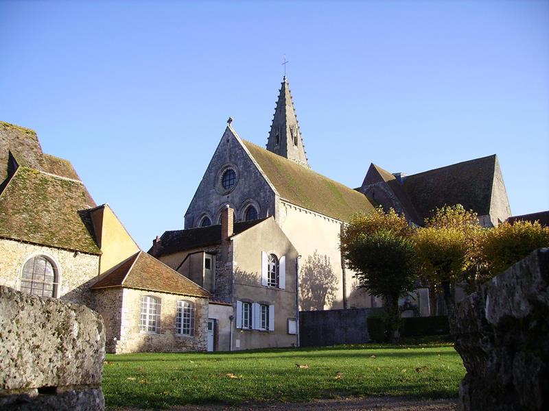 Visite guidée de la Petite Cité de Caractère de Ferrières-en-Gâtinais à FERRIERES-EN-GATINAIS © ADRTL