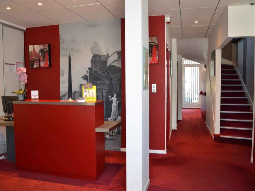 Hôtel Saint-Martin à ORLEANS © Hôtel Saint Martin