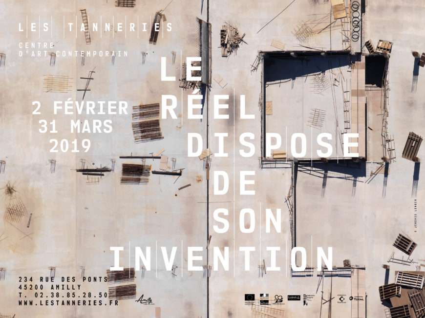 Le Réel Dispose de son Invention à AMILLY - 1