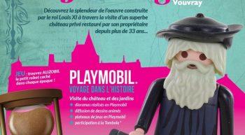 affiche-exposition-playmobil-chateau-de-jallanges-aout-2020-dominique-bethune