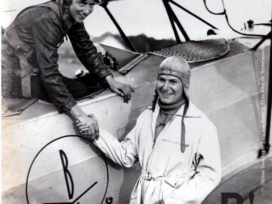Exposition – Du monoplan Blériot à l'A400M à ORGERES-EN-BEAUCE © mtcb