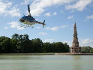 Air Touraine Hélicoptère à TOURS - 4  ©  Air Touraine