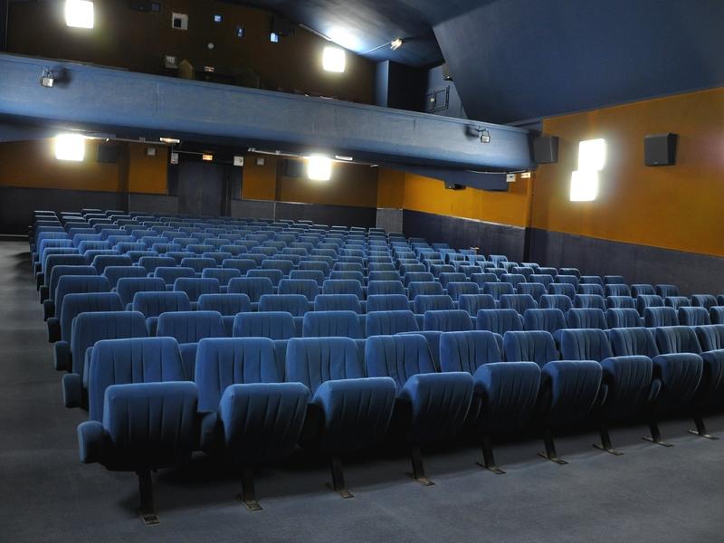 Cinéma de l'amicale à BOURGUEIL ©  Isabelle Lacroix