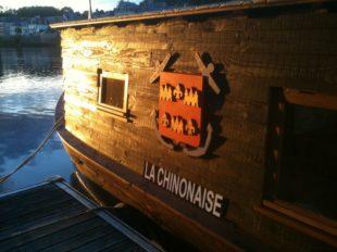 CNVL Compagnie de Navigation Vienne Loire à CHINON - 4  © Droits réservés