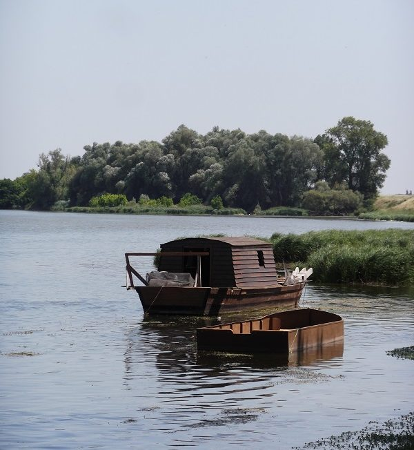 Matinales en Loire : Pêche professionnelle en Loire à SIGLOY © Passeurs de Loire
