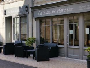 La Blanche Hermine à LANGEAIS - 8  ©  Catherine Mironneau