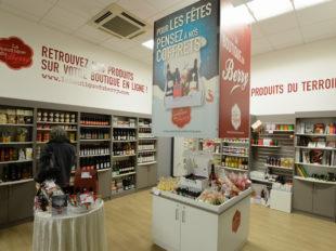 Boutique du Berry à VIERZON - 2  © OT Vierzon