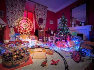 Noël au château ! Désactivée, à remettre fin août à MEUNG-SUR-LOIRE - 5  © Philippe HIRSCH