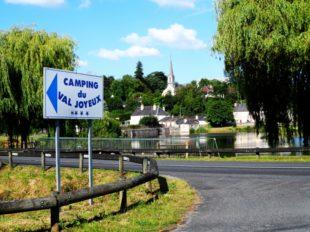 Camping Le Val Joyeux à CHATEAU-LA-VALLIERE - 2  ©  Mairie Château-la-Vallière