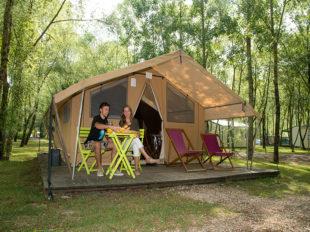 Camping Sites et Paysages Les Saules à CHEVERNY - 3  © Adt41-MirPhoto