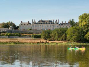 Loire Kayak «Canoë/Kayak, Stand Up Paddle» à VINEUIL - 2  © Loire-Kayak
