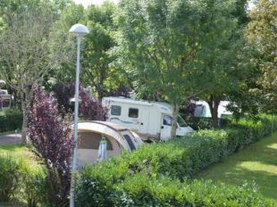 Camping municipal «Capitaine» à BOURGUEIL - 4  © Camping municipal Le Capitaine - Bourgueil