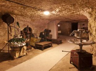 Blanc Foussy – Grandes Caves Saint Roch à ROCHECORBON - 5  © droits réservés