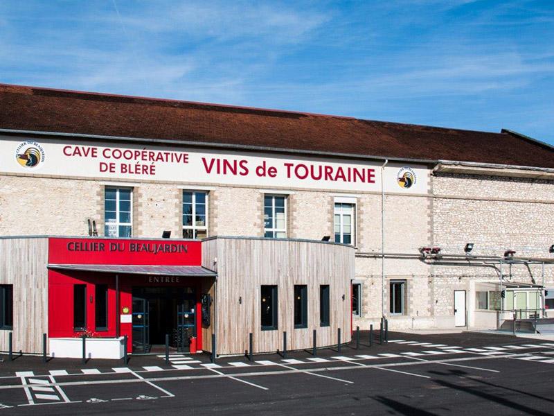 Vins Beaujardin à BLERE © Cellier du Beaujardin