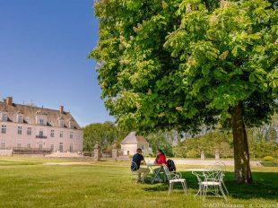 Château de Champchevrier à CLERE-LES-PINS - 2  © Jean-Christophe Coutand / ADT Touraine