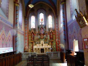 Chapelle de la Trinité à JANVILLE-EN-BEAUCE - 2  © mtcb