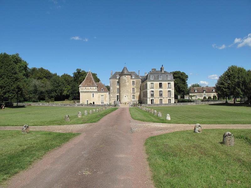 Château de Boussay à BOUSSAY © Marc de Becdelièvre