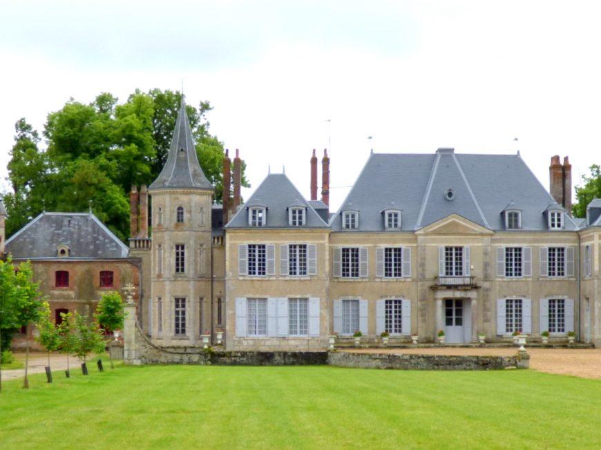 Château de Cambray – L'ancien logis du cocher à EOLE-EN-BEAUCE © mtcb