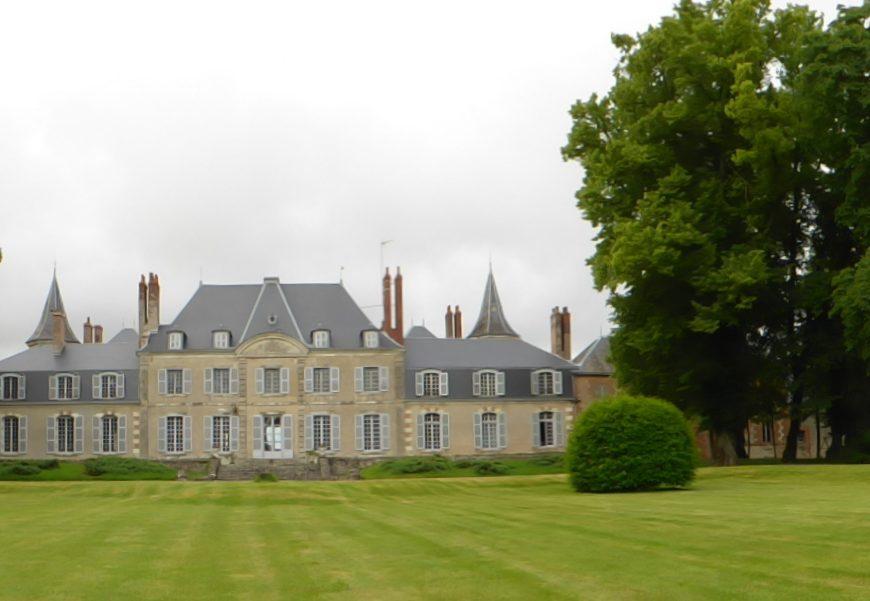 Château de Cmabray – L'ancien pavillon du régisseur à EOLE-EN-BEAUCE © mtcb