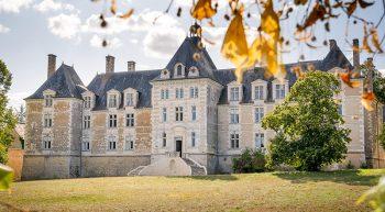 Château de Marcilly-sur-Maulne © ADT Touraine JC Coutand