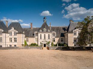 Château de Marcilly-sur-Maulne à MARCILLY-SUR-MAULNE - 5  © Jean-Christophe COUTAND