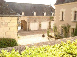 Domaine de Planchoury à COTEAUX-SUR-LOIRE - 3  © Château de Planchoury