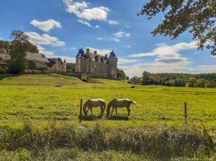 Château de Montpoupon à CERE-LA-RONDE - 5  © ADT Touraine / Jérôme Huet